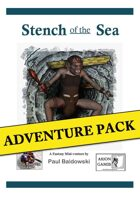 Stench of the Sea Adventure Pack
