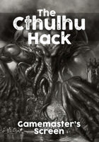 The Cthulhu Hack: Gamemaster's Screen