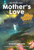 The Cthulhu Hack: Mother's Love