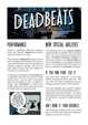 The Cthulhu Hack: Deadbeats - Performance