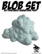 Rocket Pig Games: Blob Set