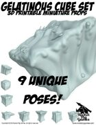 Rocket Pig Games: Gelatinous Cube