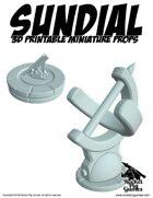 Rocket Pig Games: Sundial Set