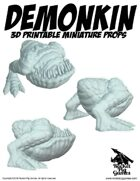 Rocket Pig Games: Demonkin Creature
