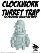 Rocket Pig Games: Clockwork Turret Trap