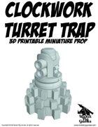 Rocket Pig Games: Clockwork Turret Trap