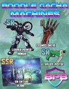 StarStreamers: Boodle Gacha Machines