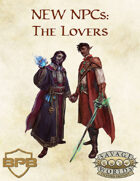 New NPCS: The Lovers (Savage Worlds)