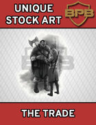 Unique Stock Art - The Trade