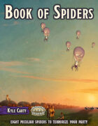 Book of Spiders for Savage Worlds