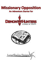 Missionary Opposition - Adventure Starter for Demon Hunters: A Comedy of Terrors