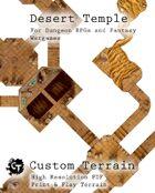 Desert Temple Dungeon Tiles Set