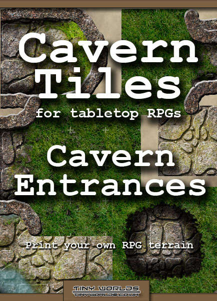 cavern tiles cavern entrances rpg game tiles tiny worlds