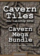 Cavern Tiles Mega Bundle [BUNDLE]