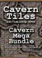 Cavern Tiles Mega Bundle [BUNDLE]