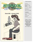 Æthercoil Magazine #1