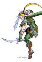 Elf Ranger I - Fantasy Art