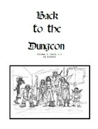 Back to the Dungeon Zine for LL/AEC