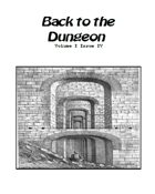 Back to the Dungeon Zine for LL/AEC V1I4