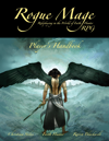 Faith Hunter Rogue Mage Roleplaying Game Player's Handbook