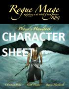 Rogue Mage Character Sheet