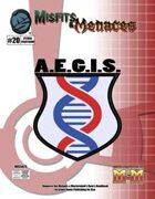 Misfits & Menaces A.E.G.I.S.