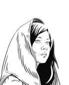Elizabeth Porter Presents: Hooded Woman