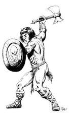 Earl Geier Presents: Barbarian Warrior