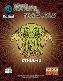 Manual of Mutants & Monsters Cthulhu