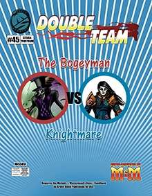 Double Team Bogeyman vs Knightmare