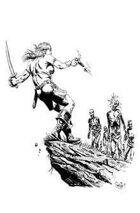 Earl Geier Presents: Pirate vs Zombies