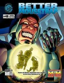 Better Mousetrap for Mutants & Masterminds 3e