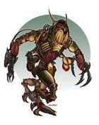 Eric Lofgren Presents: Alien Warrior