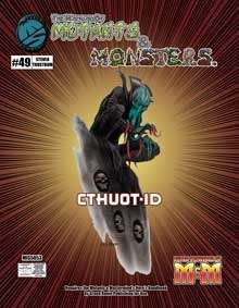 Manual of Mutants & Monsters Cthuot-Id