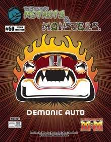 Manual of Mutants & Monsters Demonic Auto