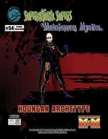 Supernatural Supers & Metahuman Mystics Houngan Archetype