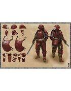 Nicolas Boone Presents: The Red Warrior