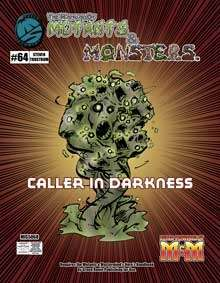 Manual of Mutants & Monsters Caller in Darkness
