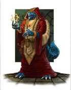 Scott Harshbarger Presents: Dragonman Mage