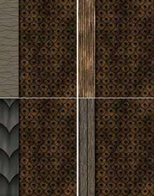 Steven Trustrum Backgrounds 8: Studded Leather