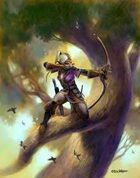 Eric Lofgren Presents: Elven Tree Archer