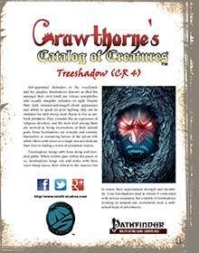 Crawthorne's Catalog of Creatures Treeshadow