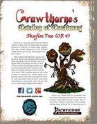 Crawthorne's Catalog of Creatures: Skyfire Tree