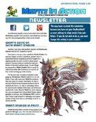 Misfit Studios January 2016 Newsletter