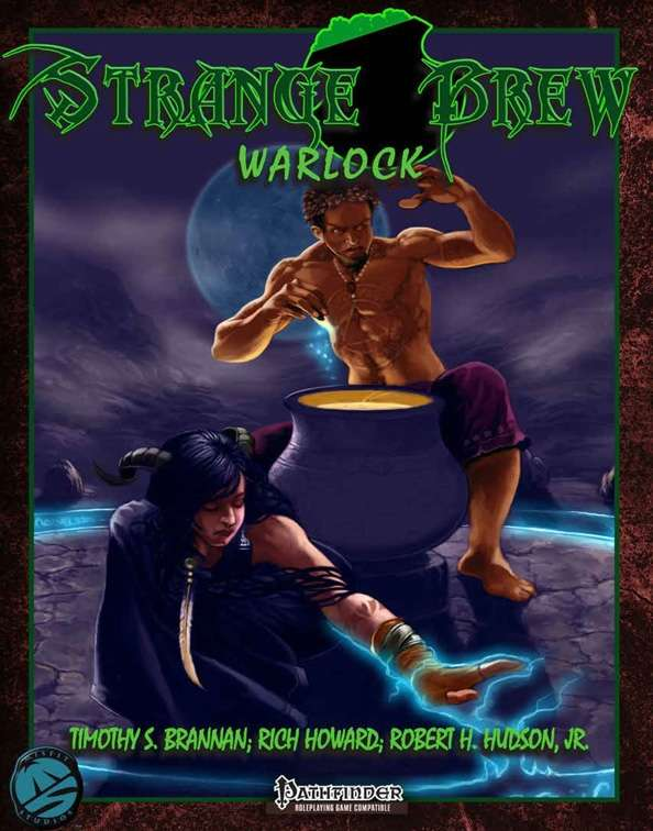 Strange Brew: Warlock for the Pathfinder RPG