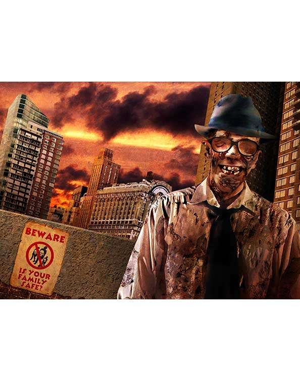 Jason Moser Presents: Zombie Business