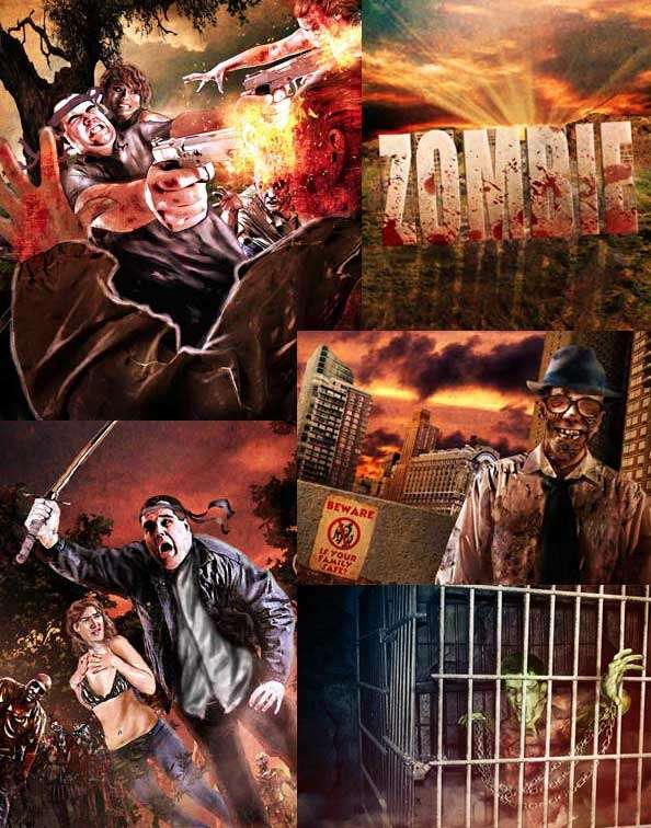 Jason Moser Presents: Zombie Bundle