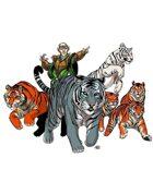 Christina Stiles Presents: Ambush of Tigers by Jacob Blackmon