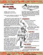 OGL Barbarian Sea Devil (Sampler)