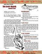 OGL Barbarian Deep Wilder (Sampler)